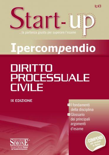 Ipercompendio Diritto Processuale Civile