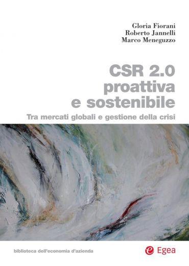 CSR 2.0 proattiva e sostenibile