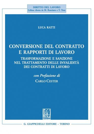 Conversione del contratto e rapporti di lavoro