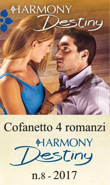 Cofanetto 4 Harmony Destiny n.8/2017 ePub