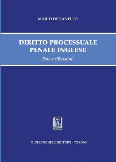 Diritto processuale penale inglese