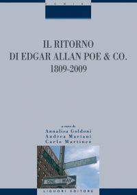 Il ritorno di Edgar Allan Poe & Co.