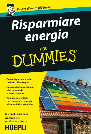 Risparmiare energia For Dummies ePub