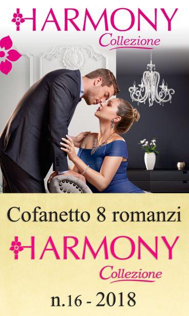 Cofanetto 8 Harmony Collezione n.16/2018 ePub