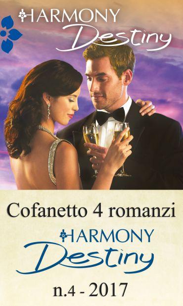 Cofanetto 4 Harmony Destiny n.4/2017 ePub