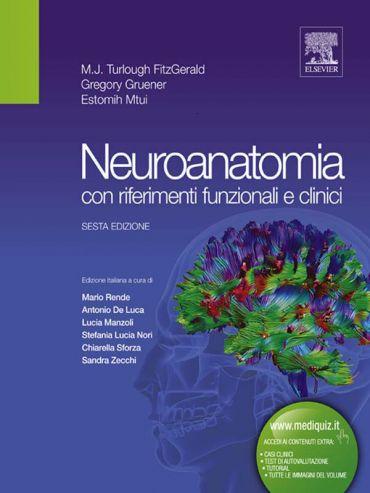 Neuroanatomia: con riferimenti funzionali e clinici ePub