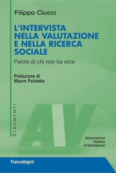 L'intervista nella valutazione e nella ricerca sociale. Parole d