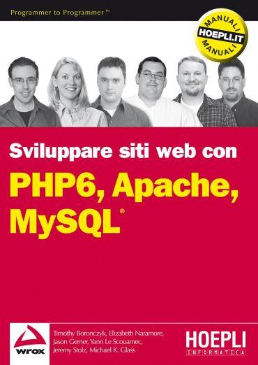 PHP 6, Apache, MySQL ePub