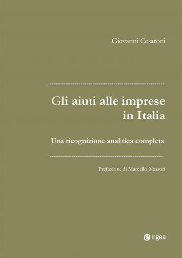 Gli aiuti alle imprese in Italia