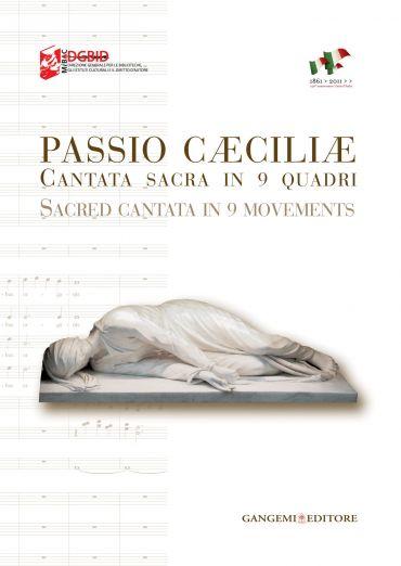 Passio Caeciliae. Cantata sacra in 9 quadri ePub