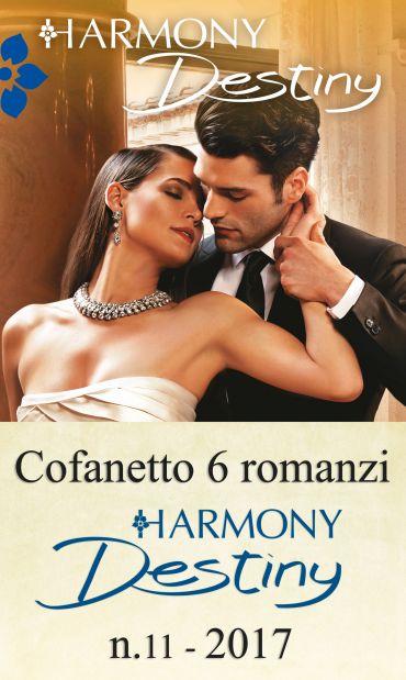 Cofanetto 6 Harmony Destiny n.11/2017 ePub