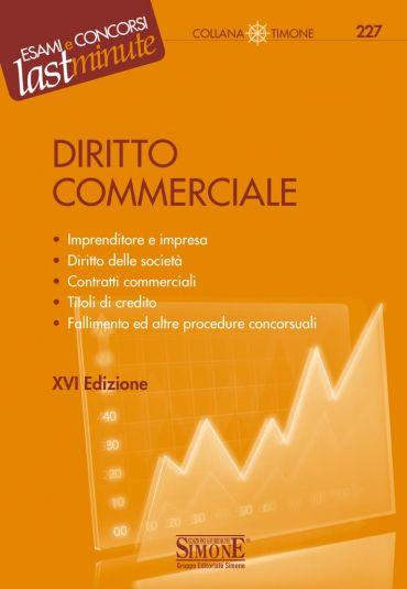 Elementi di Diritto Commerciale