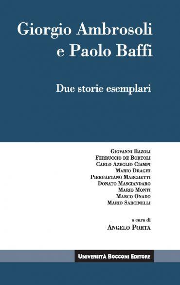 Giorgio Ambrosoli e Paolo Baffi ePub