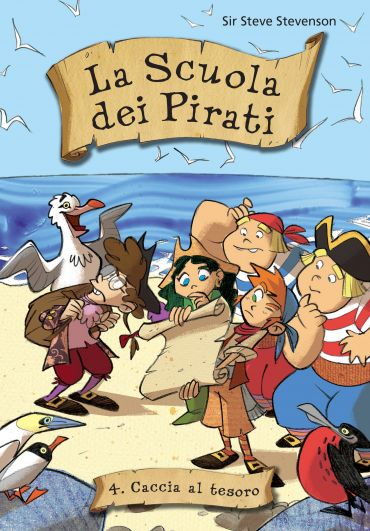 Caccia al tesoro. La scuola dei pirati. Vol. 4 ePub