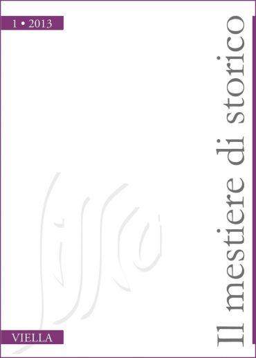 Il mestiere di storico (2013) vol. 1