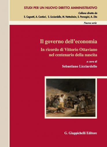 Il governo dell'economia