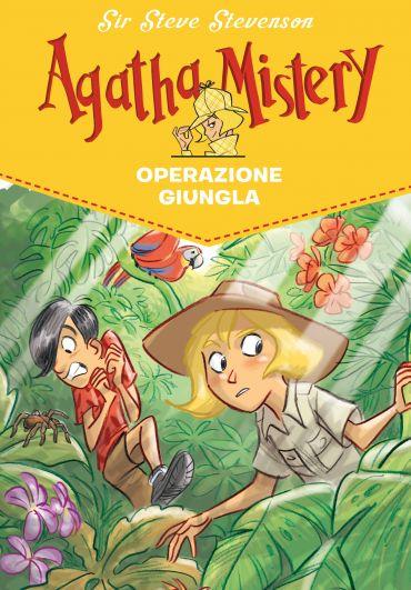 Operazione giungla. Agatha Mistery. Vol. 17 ePub