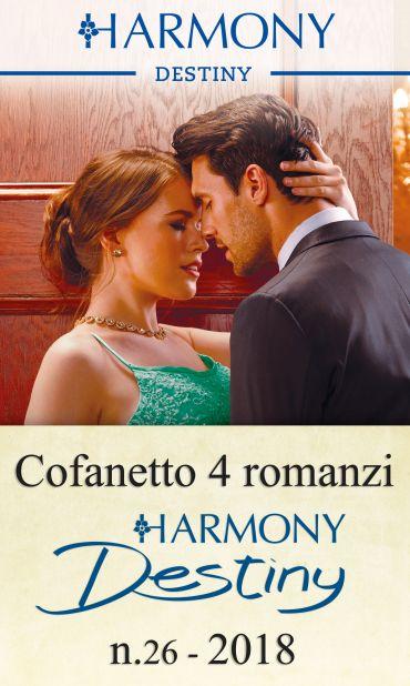 Cofanetto 4 Harmony Destiny n.26/2018 ePub