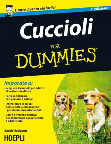 Cuccioli For Dummies ePub