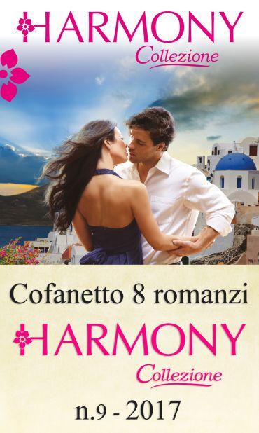 Cofanetto 8 Harmony Collezione n.9/2017 ePub