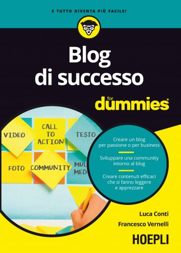 Blog di successo for dummies ePub