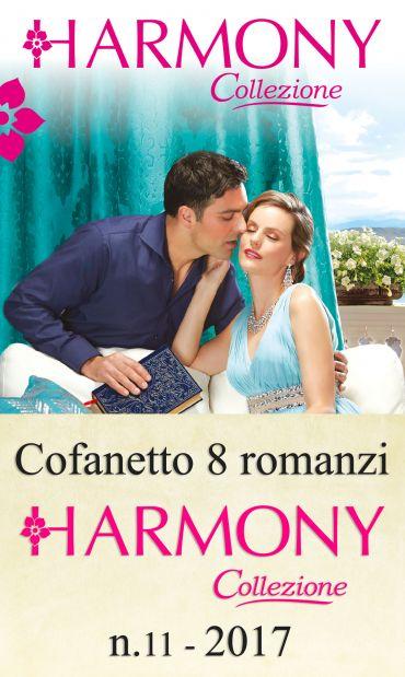 Cofanetto 8 Harmony Collezione n11/2017 ePub