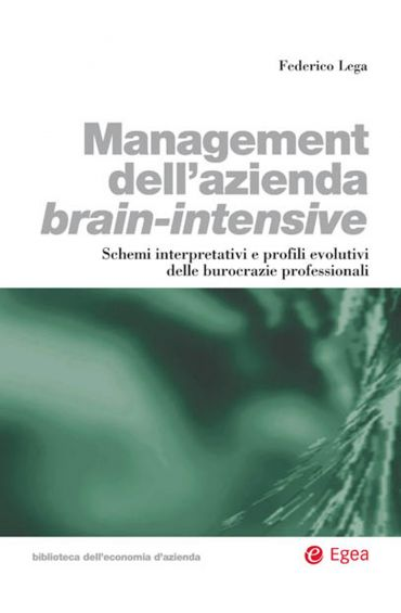 Management dell'azienda brain-intensive ePub