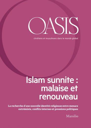Oasis n. 27, Islam sunnite: malaise et renouveau