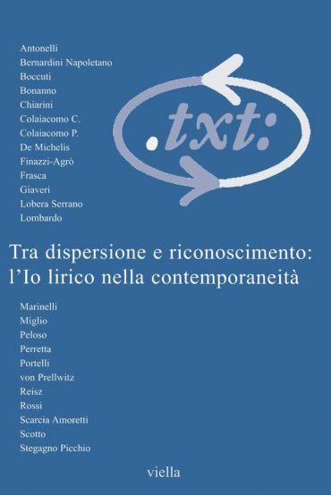 Critica del testo (2002) Vol. 5/1