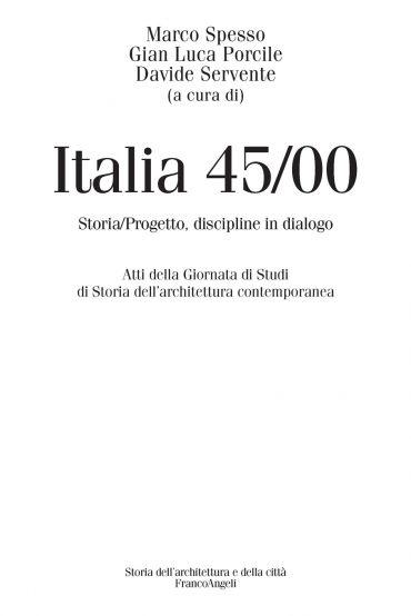 Italia 45/00 ePub