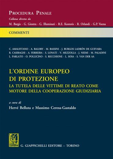 L'ordine europeo di protezione ePub