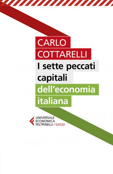 I sette peccati capitali dell'economia italiana ePub