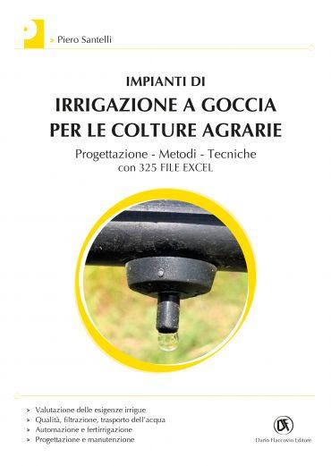 Impianti di irrigazione a goccia per le colture agrarie - PROGET
