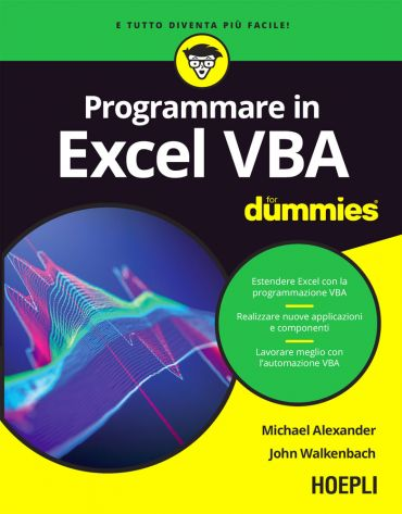 Programmare in Excel VBA For Dummies ePub