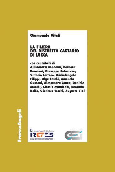 La filiera del distretto cartario di Lucca