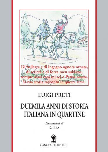 Duemila anni di storia italiana in quartine ePub