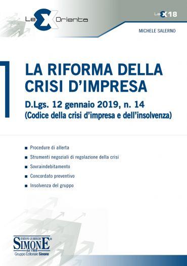 La Riforma della Crisi di Impresa