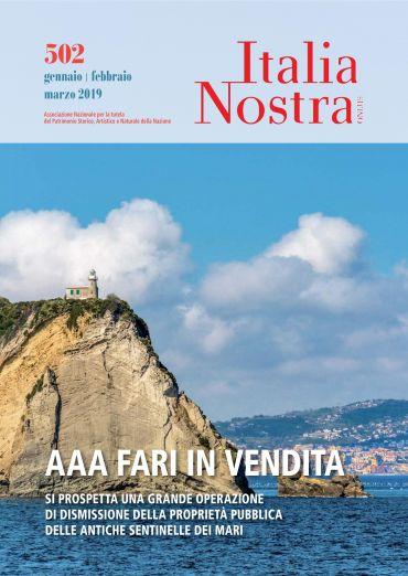 Italia Nostra 502 gen-mar 2019