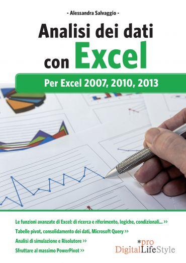 Analisi dei dati con Excel ePub