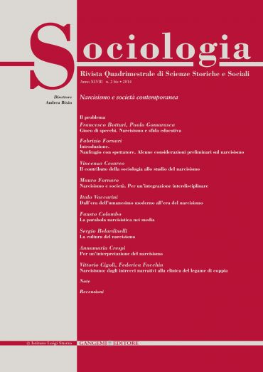 Sociologia n. 2bis/2014 ePub