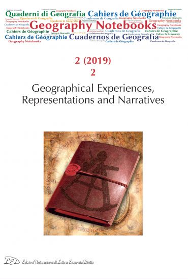 Geography Notebooks. Vol 2, No 2 (2019). Geographical Experience