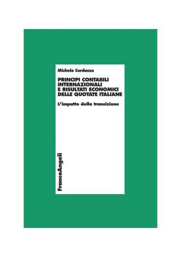 Principi contabili internazionali e risultati economici delle qu