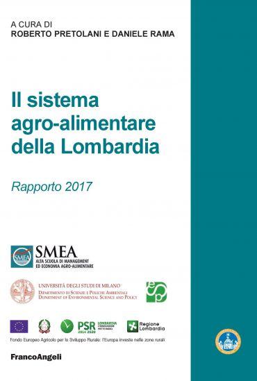 Il sistema agro-alimentare della Lombardia