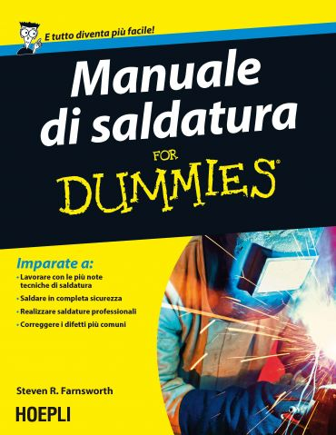 Manuale di saldatura For Dummies ePub