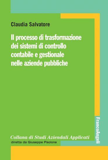 Il processo di trasformazione dei sistemi di controllo contabile