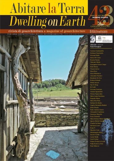 Abitare la Terra n.42-43/2017 – Dwelling on Earth
