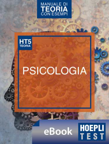 Hoepli Test 5 - Psicologia ePub