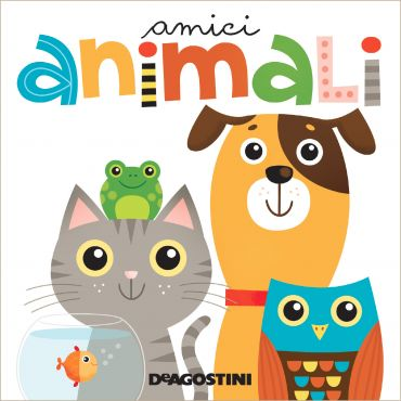 Amici animali ePub