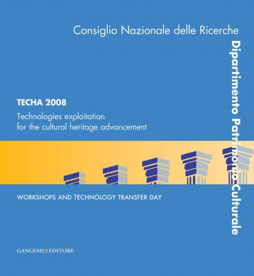 Techa 2008. Technologies exploitation for the cultural heritage