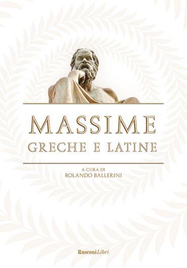 Massime greche e latine ePub